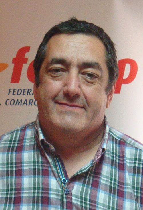 """COMISI""""N EJECUTIVA FAMCP_diciembre 2015 Vicepresidente 2∫ Ignacio Herrero Asensio, alcalde de Illueca"""