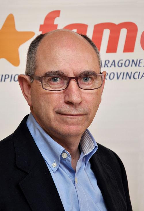 Ramón Cristóbal Judez, alcalde de Ateca
