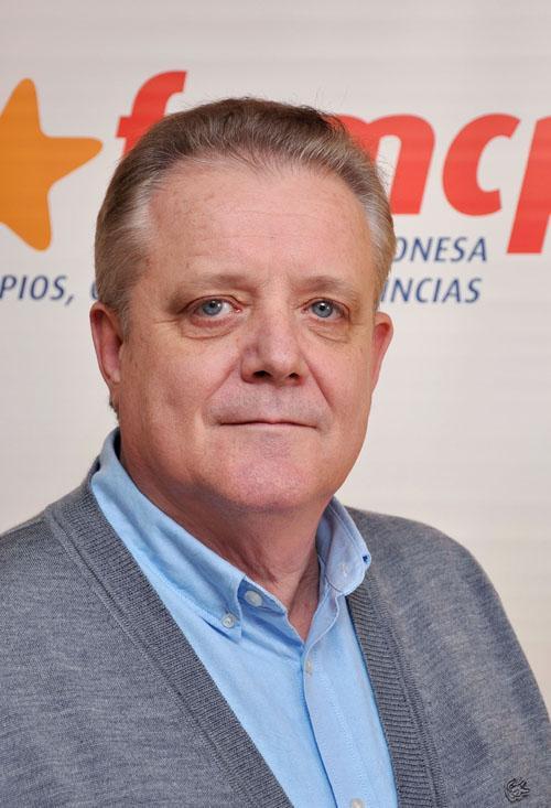 José Luis Abenia Pardos, alcalde de Uncastillo