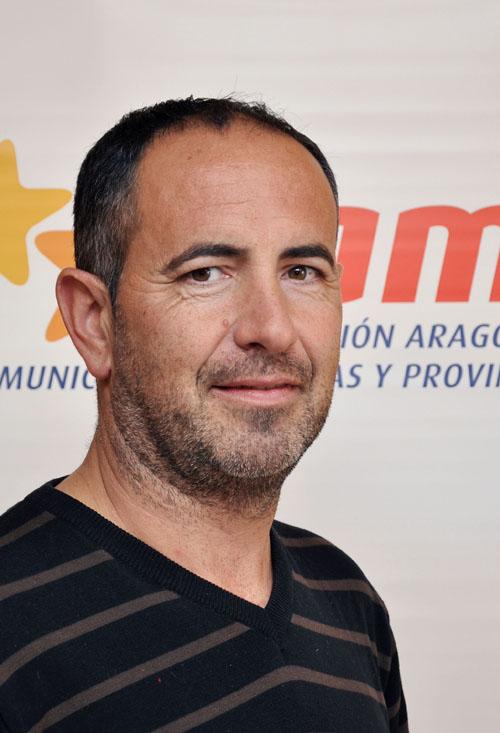 Joaquín Monesma Delgado, alcalde de Almuniente