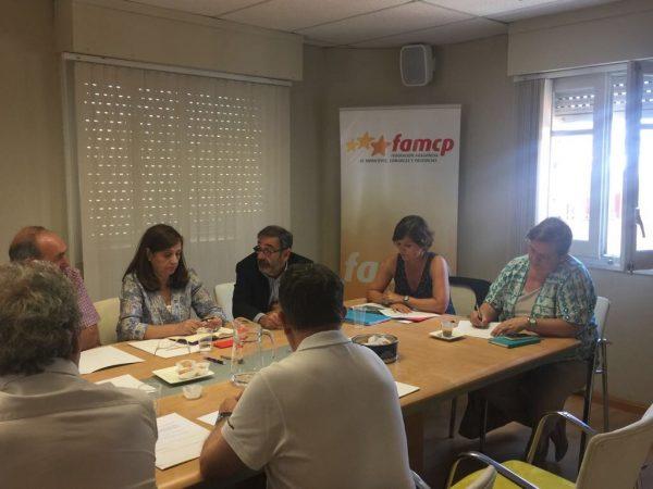 La Federación analiza el Plan Aragonés de Saneamiento y Depuración