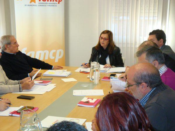 La FAMCP aprueba sus propuestas para el Pacto Nacional por el Agua