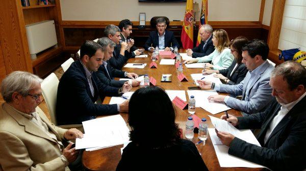 Apoyo unánime del Consejo Local de Aragón a la Comarca Central