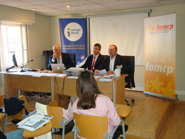 Seminario sobre proyectos europeos innovadores en las entidades locales