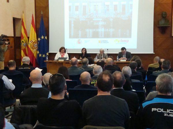 La Delegación del Gobierno impulsa la creación de planes locales de seguridad