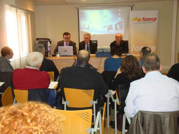 La DGA informa en la FAMCP sobre las actuaciones por las últimas riadas