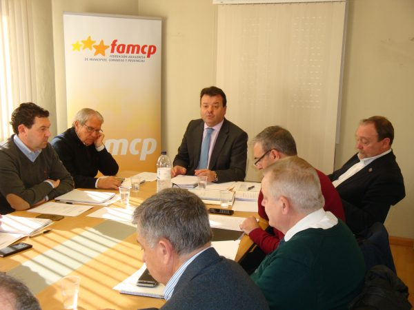 La FAMCP rechaza el cierre de la térmica y se solidariza con las comarcas mineras