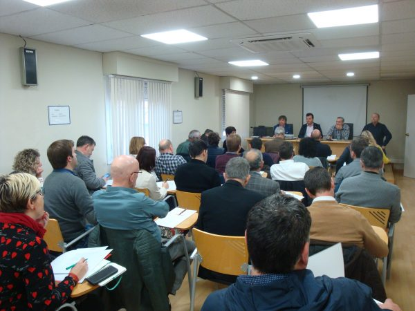 Constituida la Comisión de Comarcas de la FAMCP