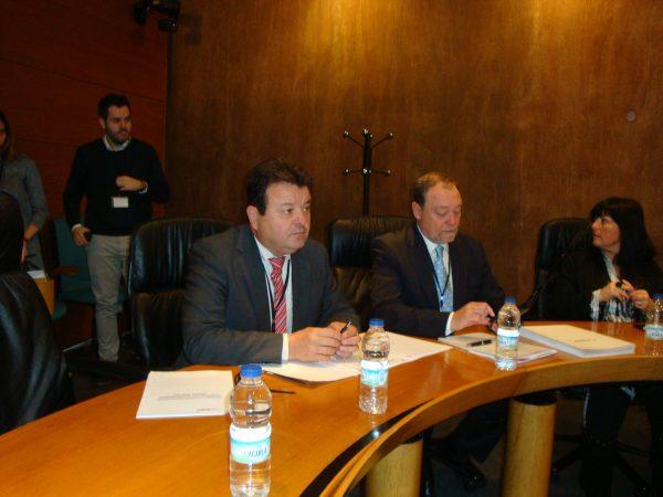 El presidente de la FAMCP comparece en las Cortes para tratar sobre el proyecto del Fondo de Financiación Municipal