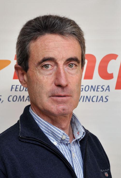 Antonio Gimeno Tolosa, alcalde de Argente