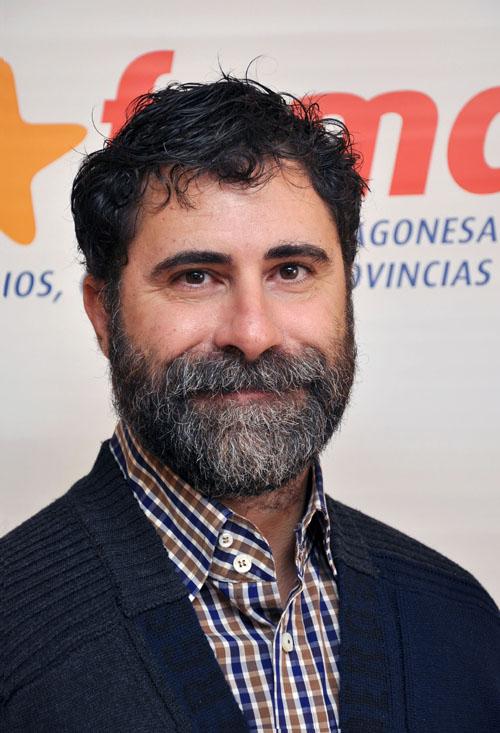 Alejandro Gil Arnal, alcalde de Alfamén
