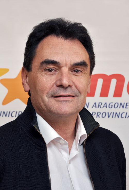 Francisco Abril Galve, alcalde de Alfambra