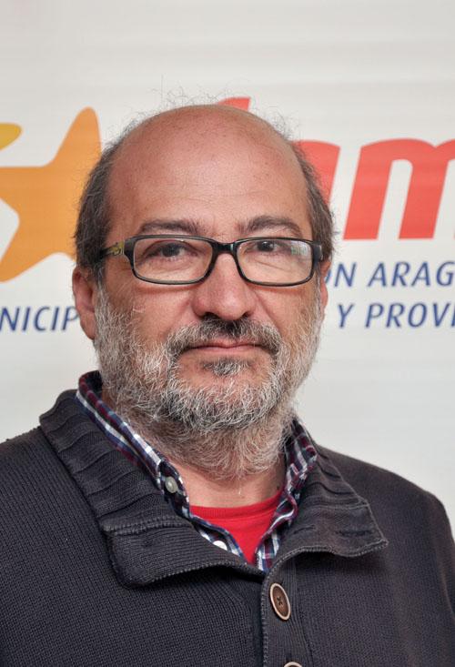 Miguel Ángel Guíu Royo, alcalde de Pastriz