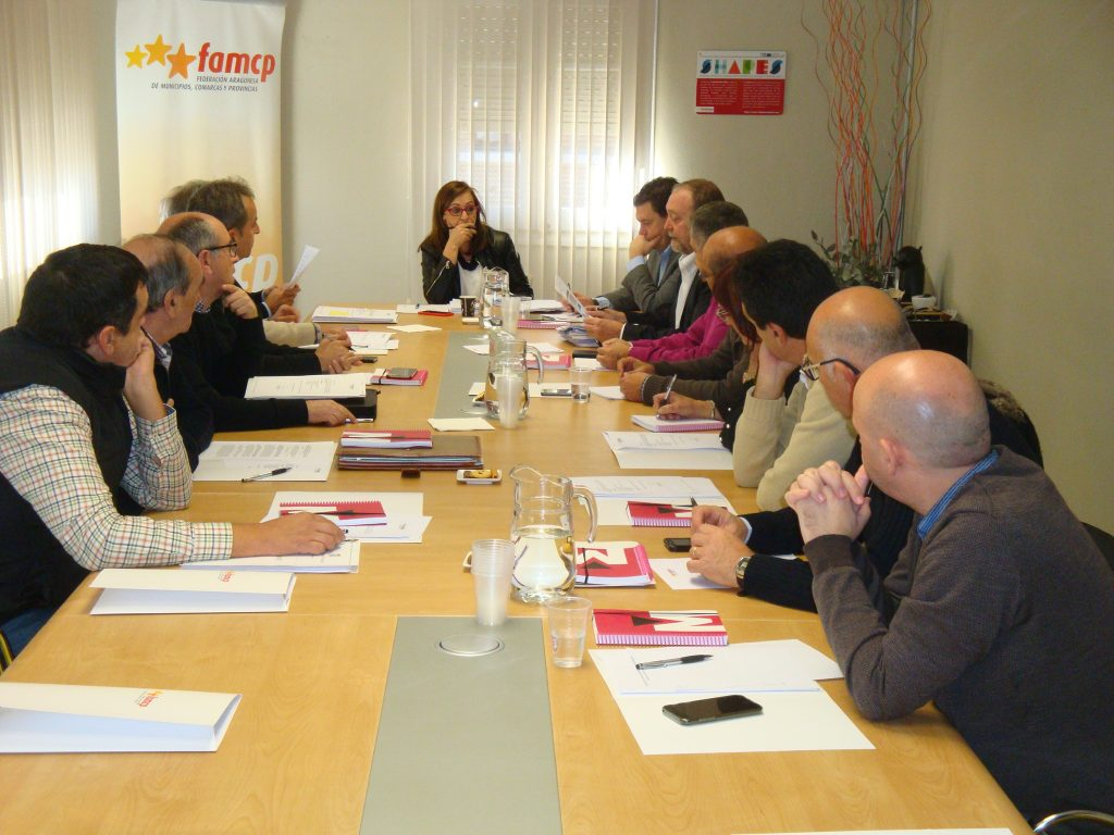 Comisión Ejecutiva del 15 de noviembre