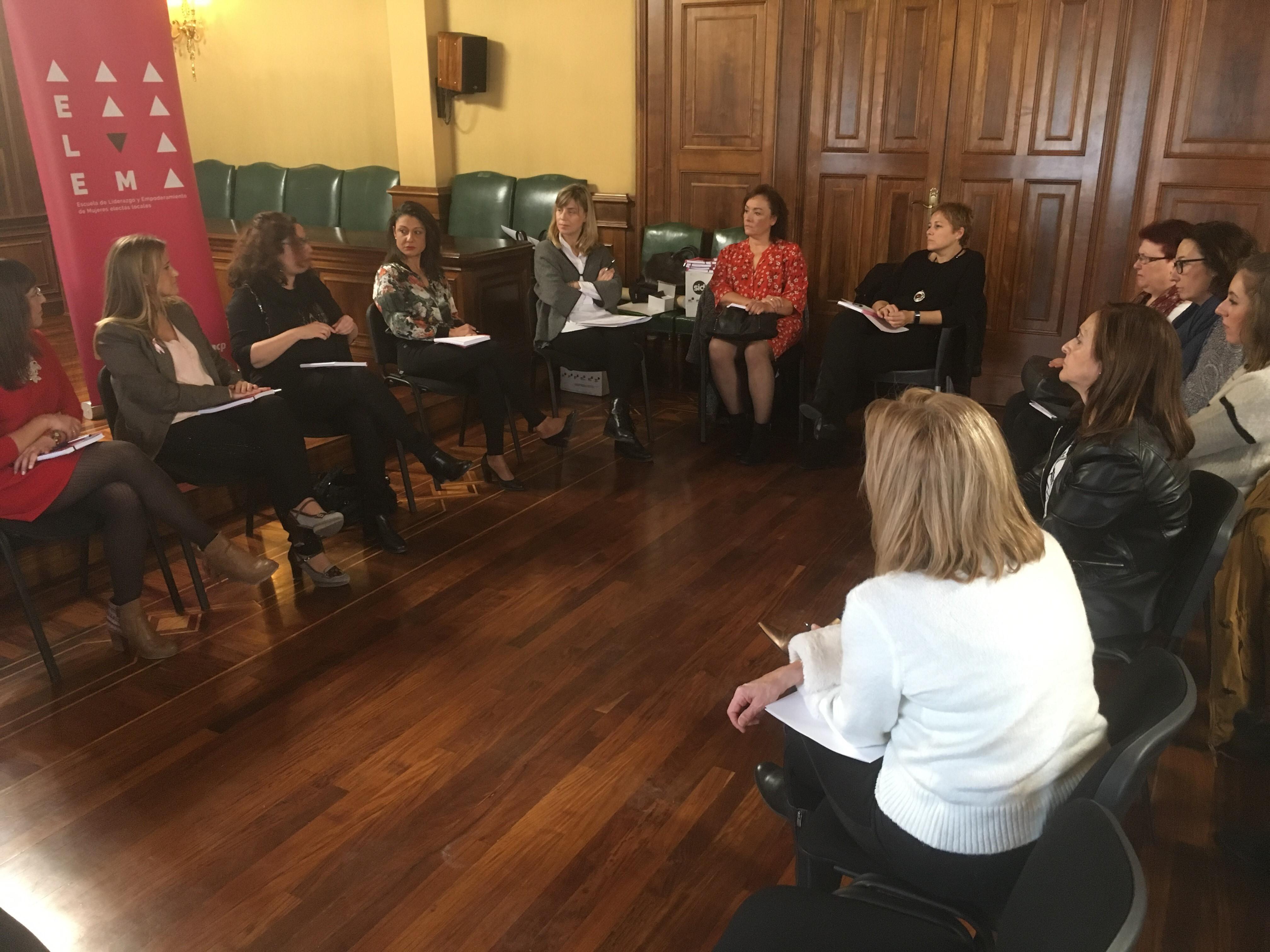 Presentación de ELEM en Teruel