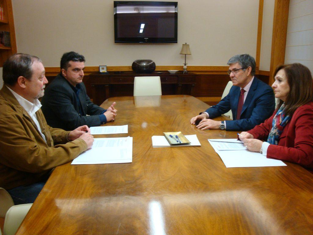 Reunión FAMCP Conejero Presidencia
