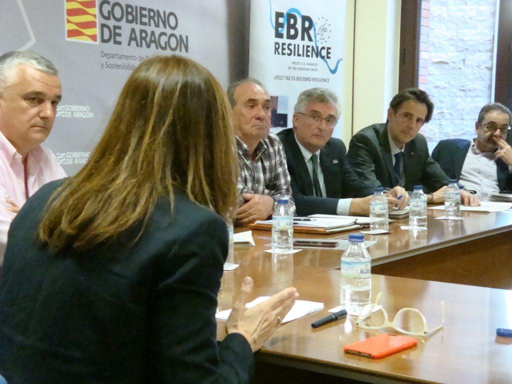 Comisión del Ebro del 25 de abril