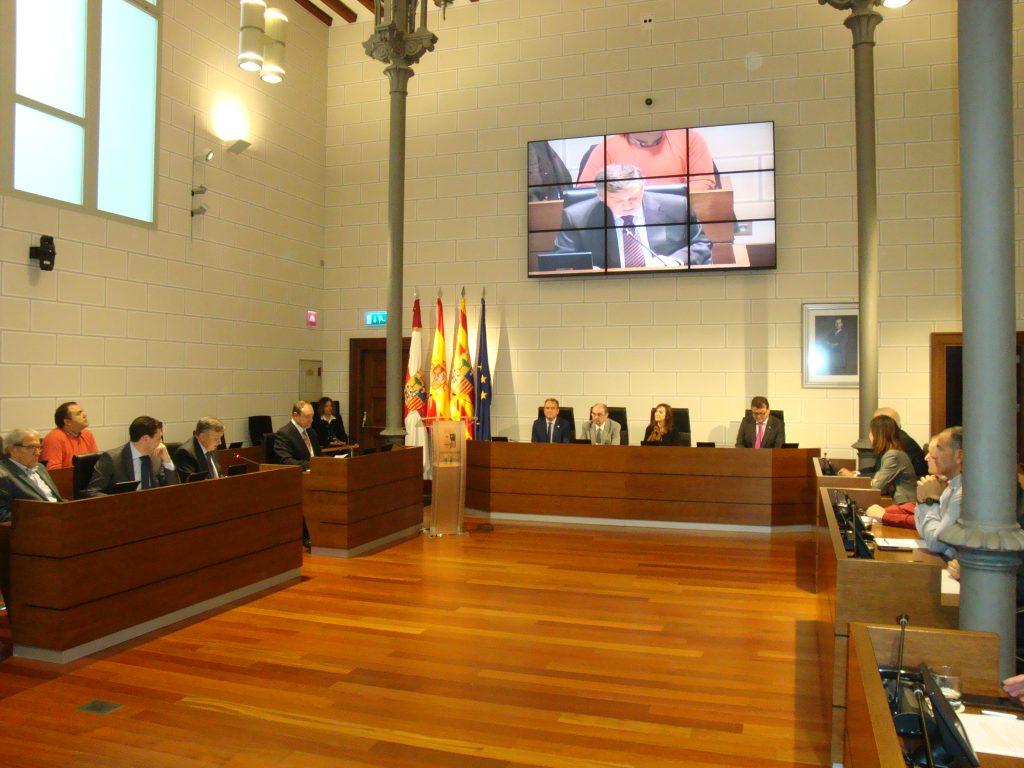 Reunión del Consejo Extraordinario de la FAMCP