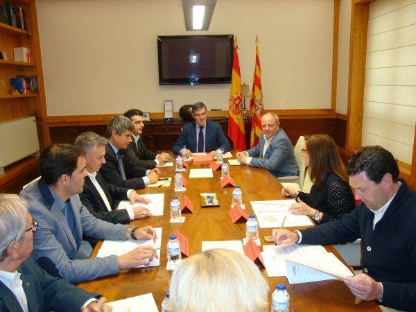 Apoyo unánime del Consejo Local al Fondo Aragonés de Financiación Municipal
