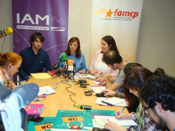 IAM y FAMCP ponen en marcha una campaña para sensibilizar sobre la igualdad y evitar agresiones sexuales