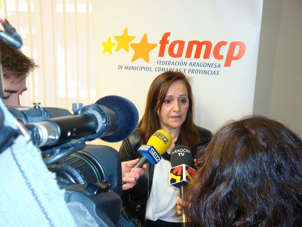 La presidenta de la FAMCP, Carmen Sánchez, informó sobre los acuerdos de la Ejecutiva.