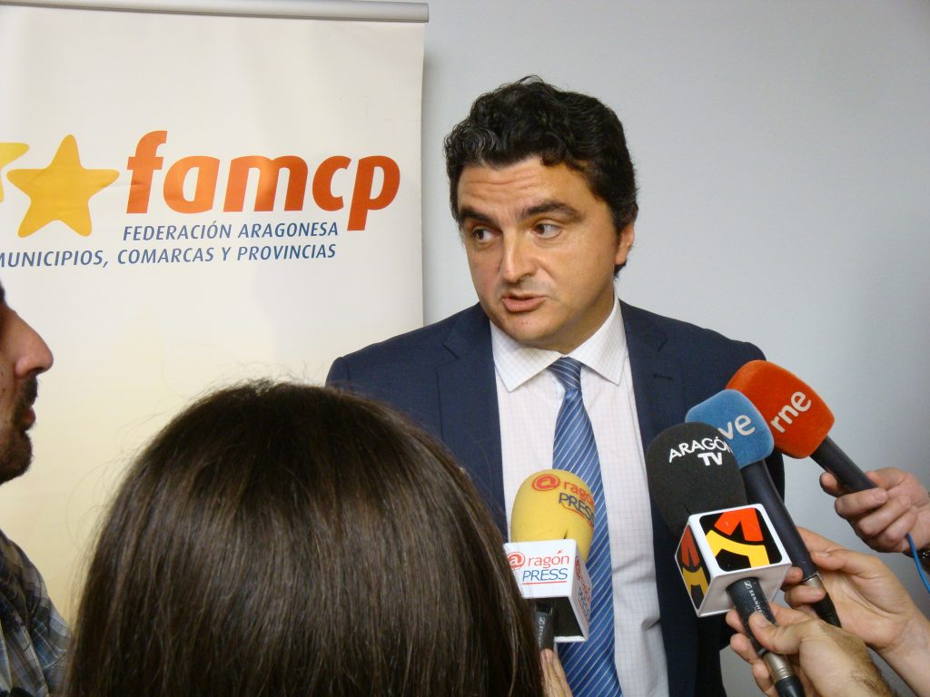 Director General en la Jornada de Financiación de la FAMCP