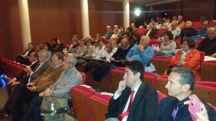 En esta edición la Jornada se ha desarrollado en la Casa de Cultura de Andorra