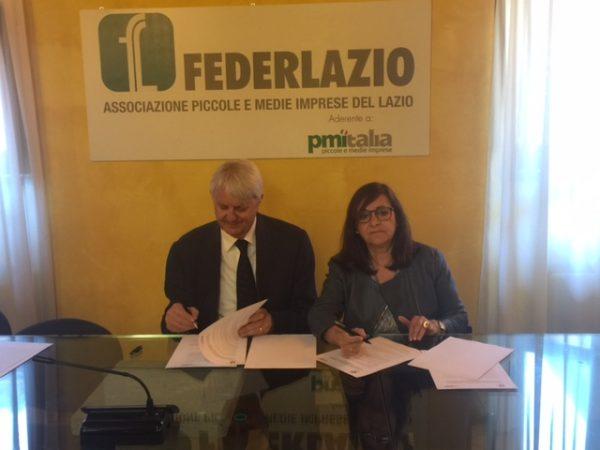 Convenio de colaboración entre la FAMCP y la Asociación regional de Municipios del Lazio