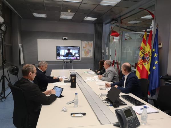 cecop112@aragon.es, el contacto directo para atender las necesidades de las comarcas contra el coronavirus