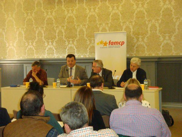 La Red MENPA celebra su asamblea con la asistencia del consejero Olona