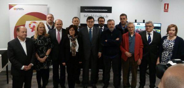 La Federación firma el Código Aragonés de Buenas Prácticas frente al Desperdicio Alimentario