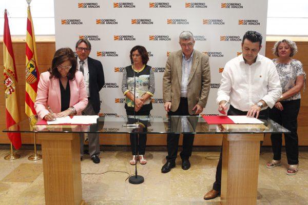 El Gobierno de Aragón amplía la oferta de plazas de centros de día para personas dependientes
