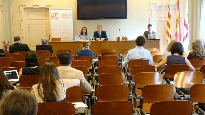 En esta edición del Seminario de Derecho Local se han matriculado 78 alumnos.