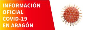 Información oficial Covid-19 en Aragón